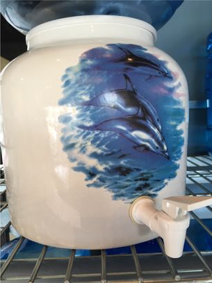 porcelain water dispensers